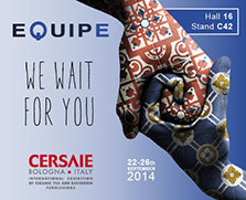 See you at Cersaie