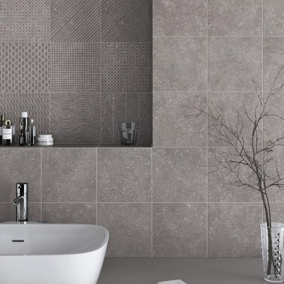 Coralstone Grey 20x20 / Coralstone Gamut Grey 20x20