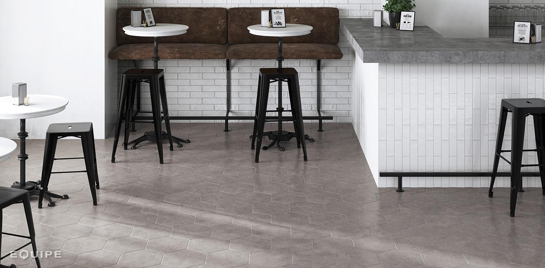 Coralstone Hexa Grey