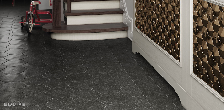 Coralstone Hexa Black / Magical3 Oberland Metallic
