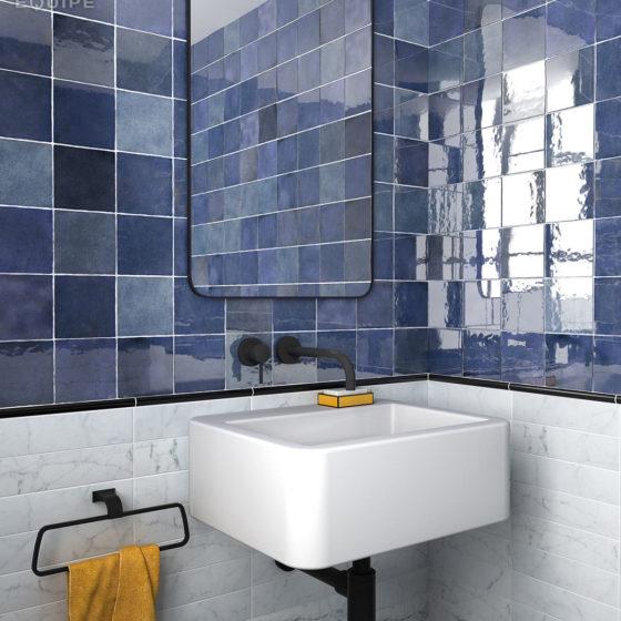 Artisan Colonial Blue 13,2x13,2 cm