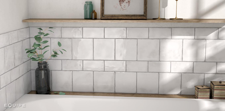Splendours White 7,5x15 / 15x15
