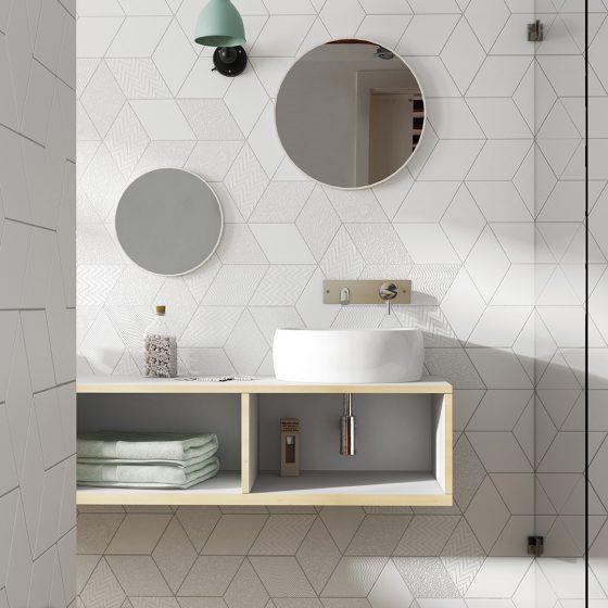 Rhombus White / Rhombus White