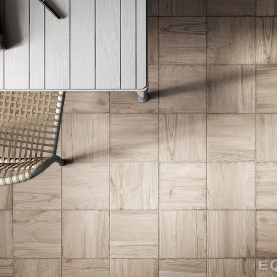 Woodland Grey 20x20