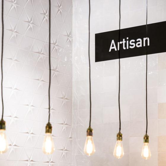 Cevisama18 - Artisan + Magical3 Tirol detail