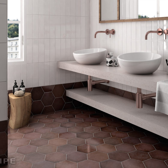 Collections portfolio - Floor and wall tiles by Equipe Cerámicas