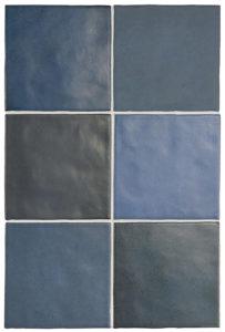 Magma Sea Blue 13,2x13,2 cm