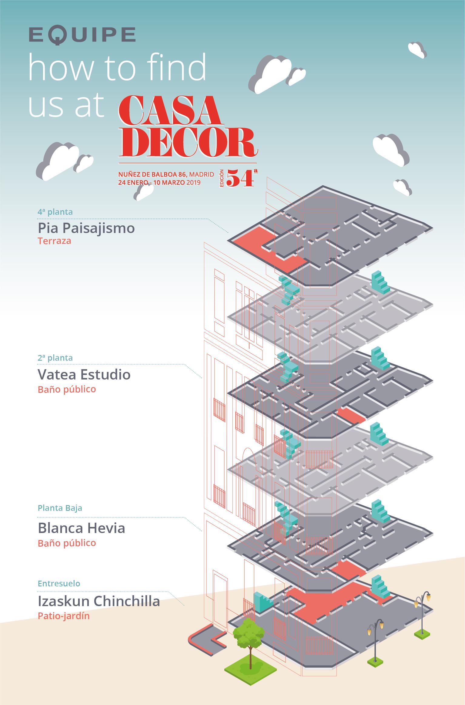 CASADECOR 2019 - Equipe - Infografia