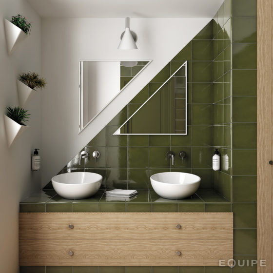 Habitat Olive 20x20