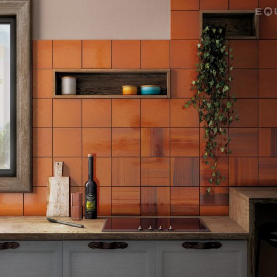 Habitat Tangerine / Cala Tangerine 20x20
