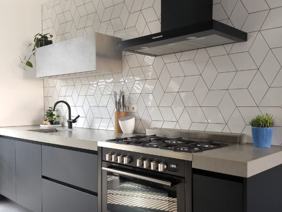 Studio Coalite- Rhombus Kitchen