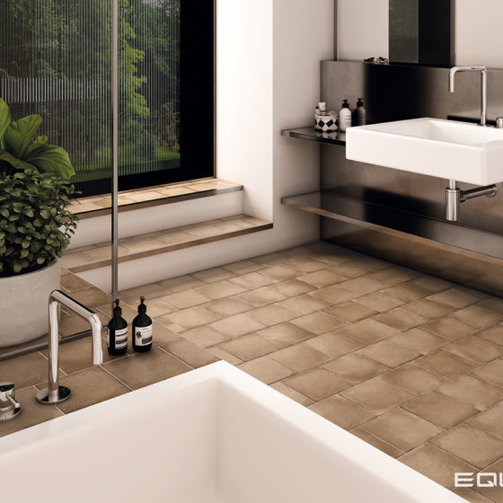 Equipe Cerámicas - Small spanish tiles, big designs