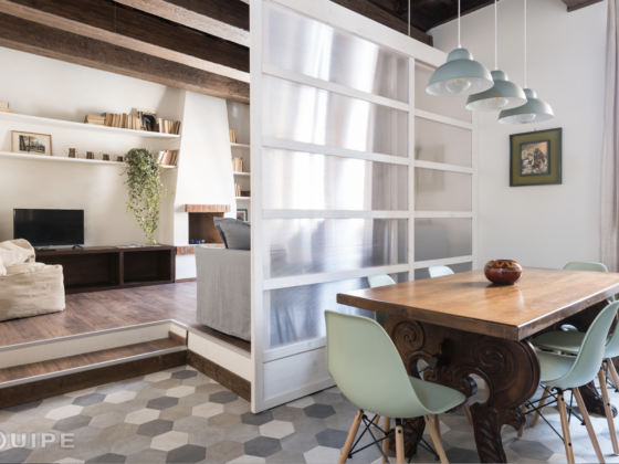 Hortum Apartment - Hexatile Salon
