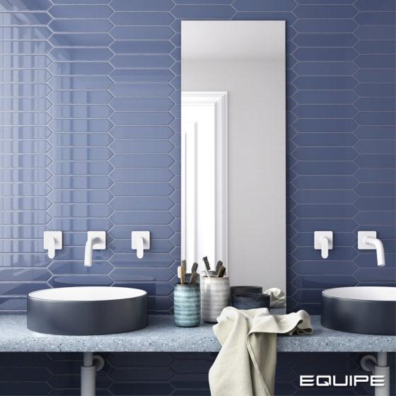 Arrow Blue Velvet 5x25cm