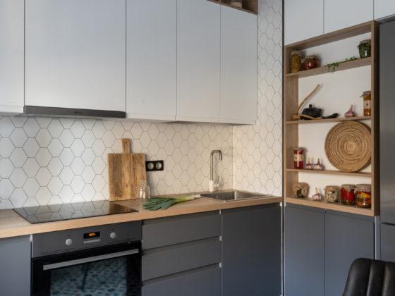 Medvedkovo - Anna Modzharo - Kitchen