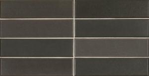 Matelier Volcanic Black 7,5x30cm