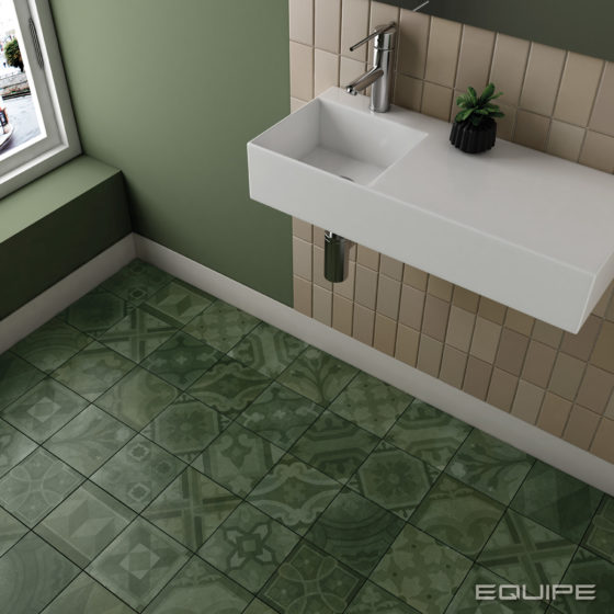 Floor And Wall Tiles By Equipe Cerámicas