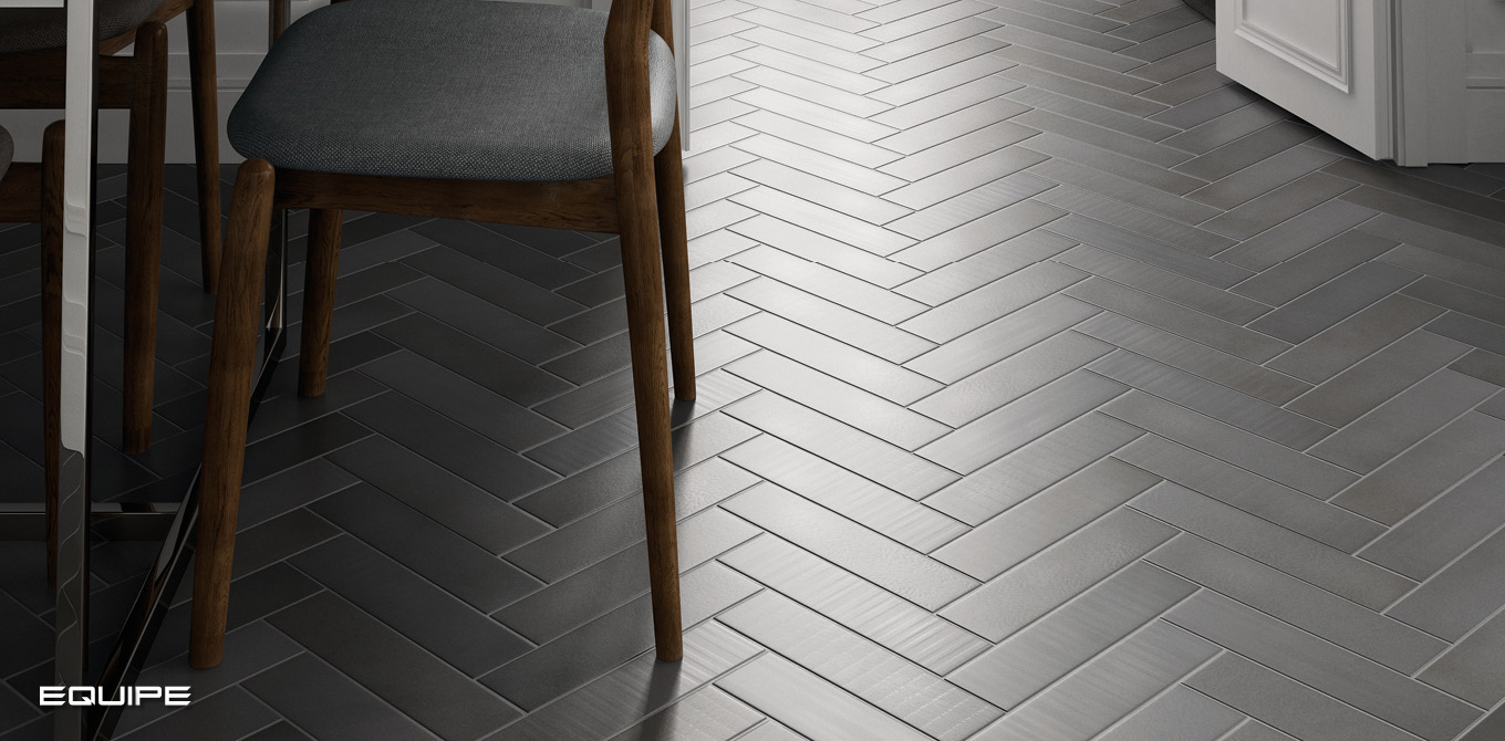 Babylone Dust Grey - Floor Tile