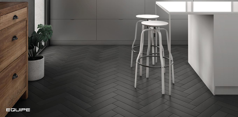 Babylone Perle Noire - Floor Tile