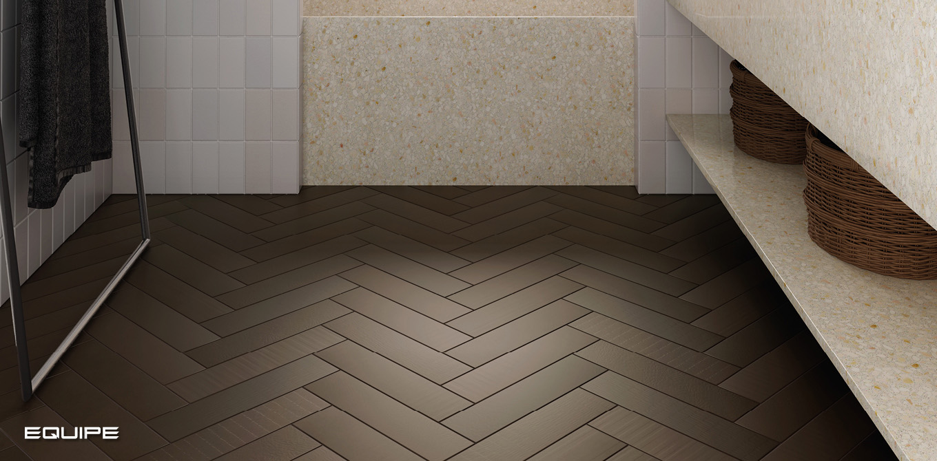 Babylone Terre Brown - Floor Tile