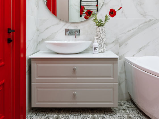 Etude Family Club Bathroom - Equipe Ceramicas