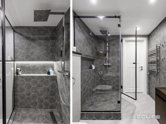 Ointerior - Scandinavian Duplex - Bath