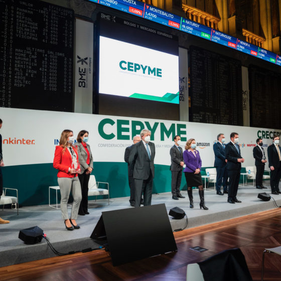 Cepyme500 - Premiados 2020