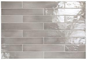 Manacor Mercury Grey 6,5x40 cm