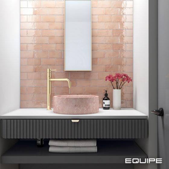 Manacor Blush Pink 7,5x15 cm