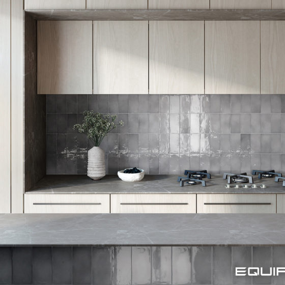 Manacor Mercury Grey 7,5x15 cm