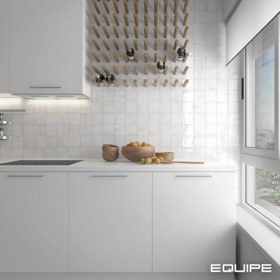 Manacor White 10x10 cm