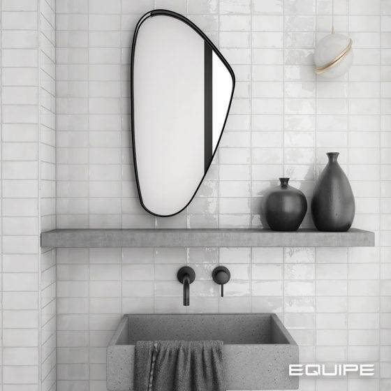 Manacor White 7,5x15 cm