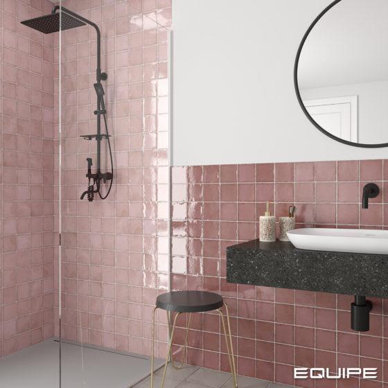 Altea Rosewood, Dusty Pink 10x10 cm
