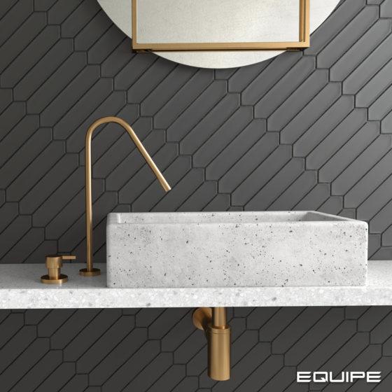 Lanse Black Bath