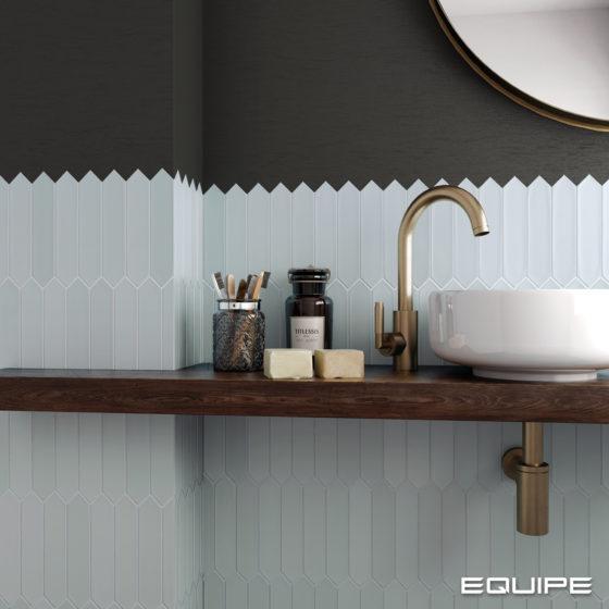 Lanse Blue Bathroom