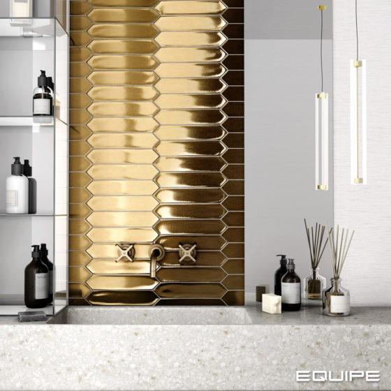 Lanse Gold Bath