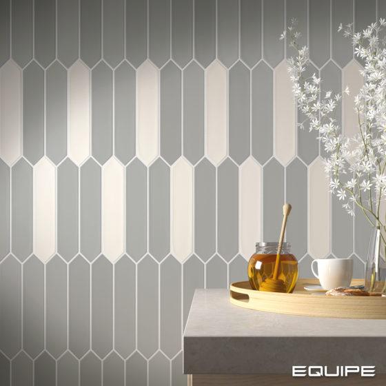 Lanse Gray & White