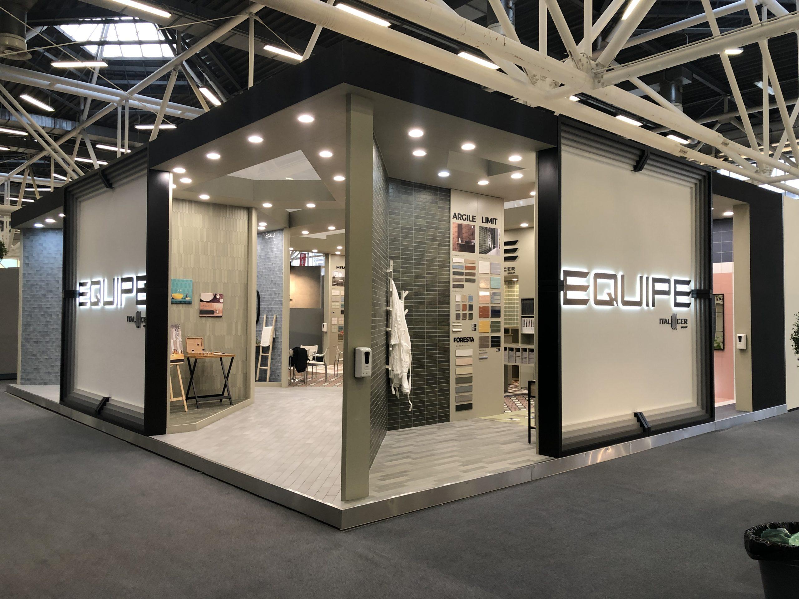Equipe Cerámicas - Small spanish tiles, big design.